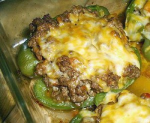 Make Me Stuffed Peppers