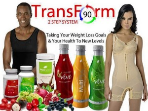 Transform 90 -- 2 Step Program -- 7.21.15