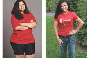 Weight Loss -- Before & After -- 1.08.13