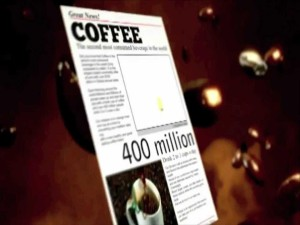 Ardyss Pic Of Coffee Article -- 400 Million... - 9.11.15