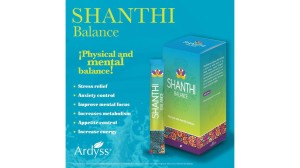 Ardyss Shanthi Balance -- List Benefits and Box -- 4.13.17