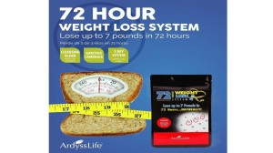 72-Hour Weight Loss System -- Flyer With Bread -- 7.21.17